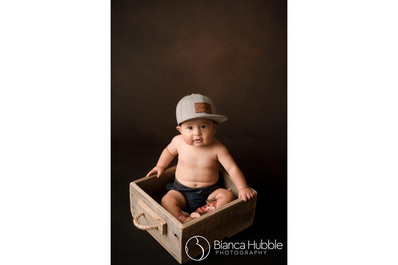 Carnesville GA 6 Month Photographer