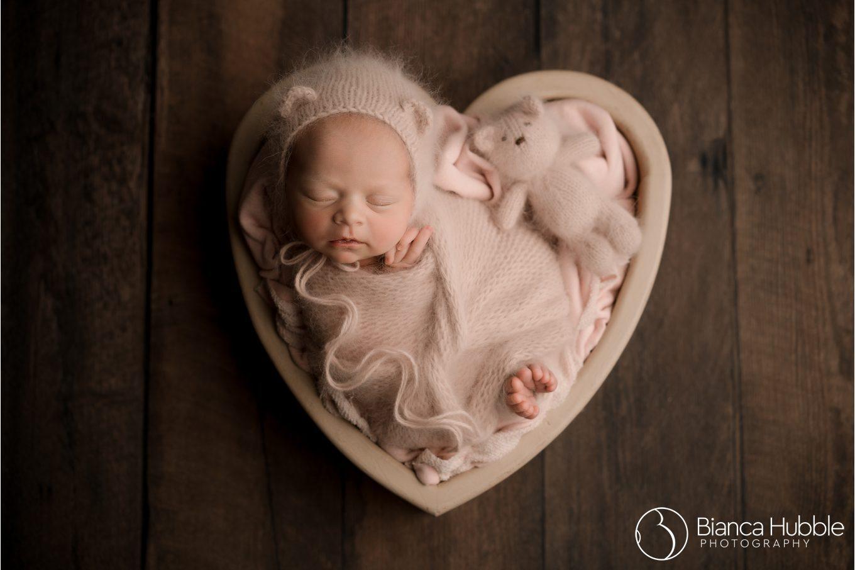Dewy Roses GA Newborn Photographer