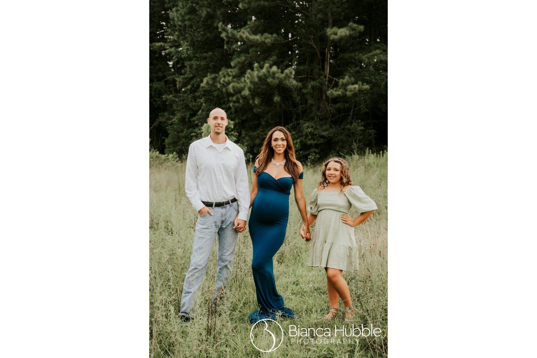 Whittier NC Maternity Photographer