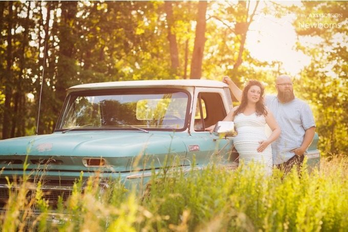 Toccoa GA Maternity Photographer