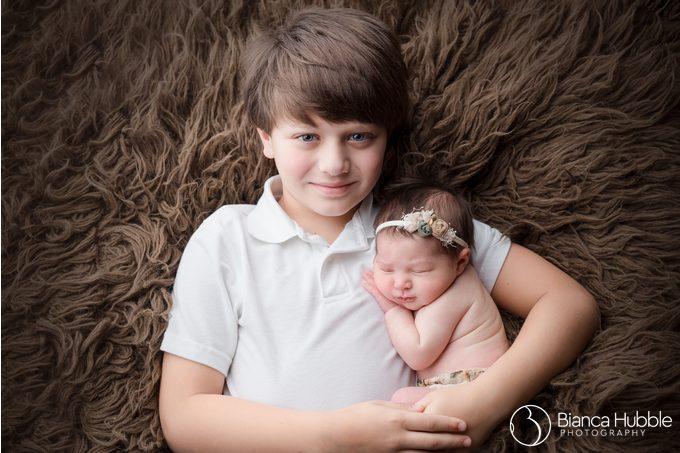 Martin GA Newborn Photographer