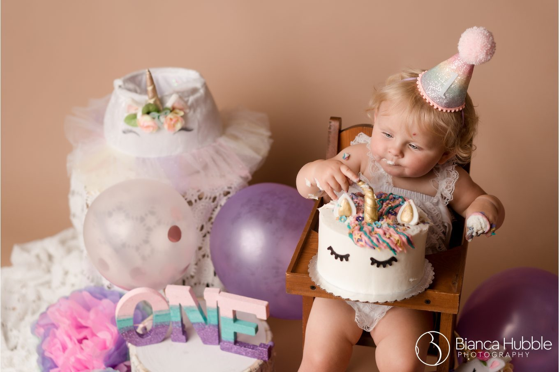 Statham GA Cake Smash Photographer