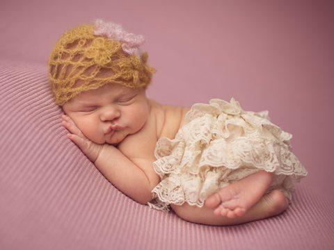 Charlotte | Anderson SC Newborn Photographer