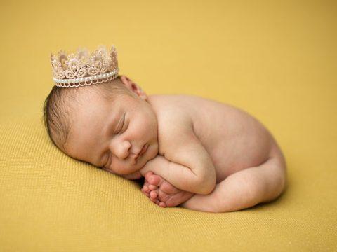 Grey | Athens GA Newborn Photographer