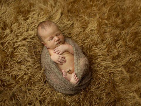 Lincoln | Cornelia GA Newborn Photographer