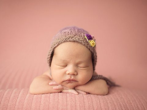 Tess | Newborn Mentoring Photographer