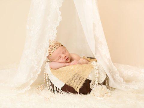 Addy | Gainesville GA Newborn Photographer