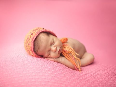 Taliya | Canon GA Newborn Photographer