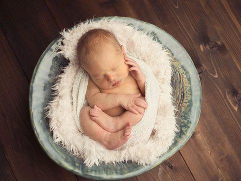 Shaw | Bishop GA Newborn Photographer