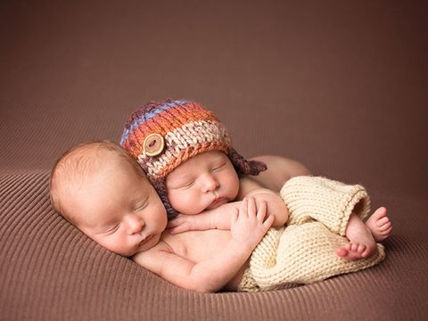 Camden & Carter | Anderson SC Newborn Photographer
