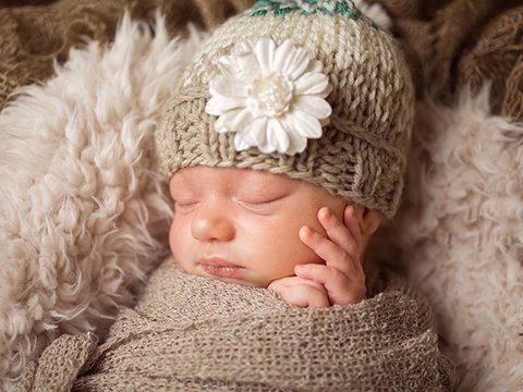Riley | Flowery Branch GA Newborn Photographer