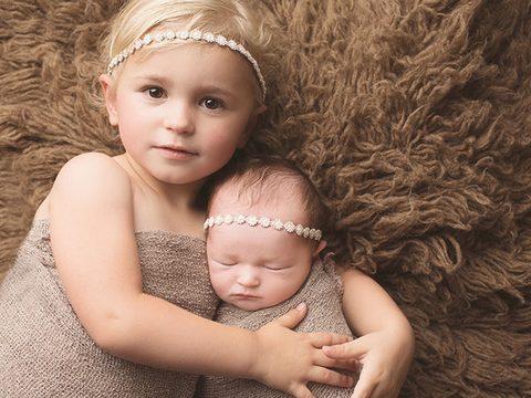 Delaney | Colbert GA Newborn Photographer