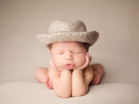 Hudson | Gainesville GA Newborn Photographer