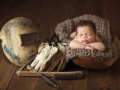 Thacher | Martin GA Newborn Photographer