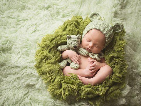 Rusch | Athens GA Newborn Photographer