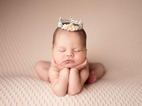 Vada   Elberton GA Newborn Photographer
