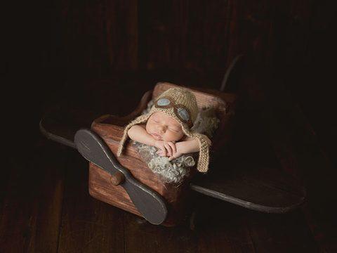 Nate | Athens GA Newborn Photographer