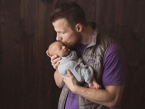 Everett | Athens GA Newborn Photographer