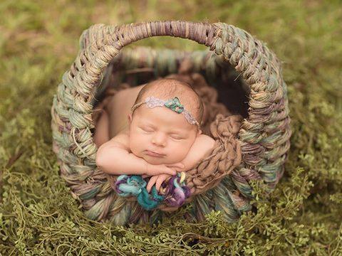 Whitley | Toccoa GA Newborn Photographer
