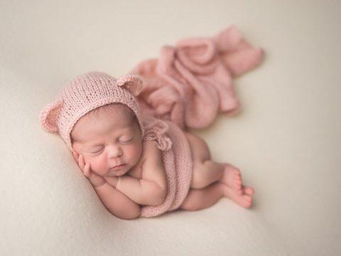 Magnolia | Seneca SC Newborn Photographer