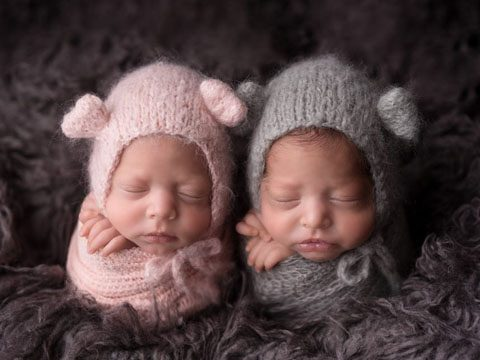 Syrah & Syrus | Newborn Mentoring Photographer