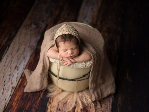 Leo | Newborn Mentoring Photographer