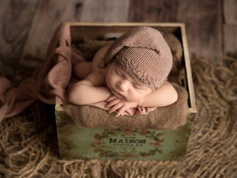 Reagan | Newborn Mentoring Photographer