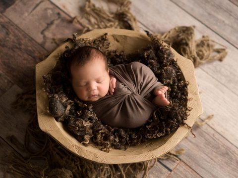 Mateo | Newborn Mentoring Photographer