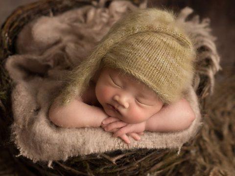Kason | Newborn Mentoring Photographer