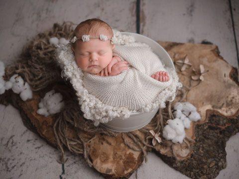Emryn | Colbert GA Newborn Photographer
