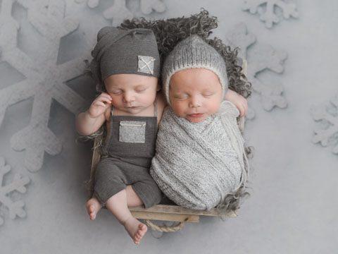 Eli and Caleb